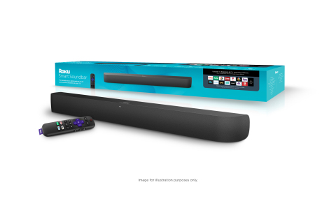 Roku Smart Soundbar (Photo: Business Wire)