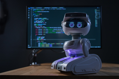 The Misty II Robot Begins Shipping to Crowdfunding Backers (Photo: Business Wire)