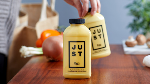 JUST Egg is available now from retailers and foodservice distributors nationwide. (Photo: Business Wire)
