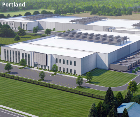 Photo of Portland Facility Expansion (Graphic: Business Wire)