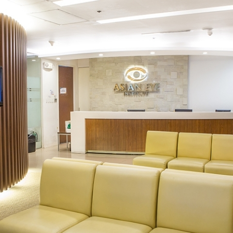 Asian Eye Institute, Rockwell Clinic Location. (Photo: Business Wire)