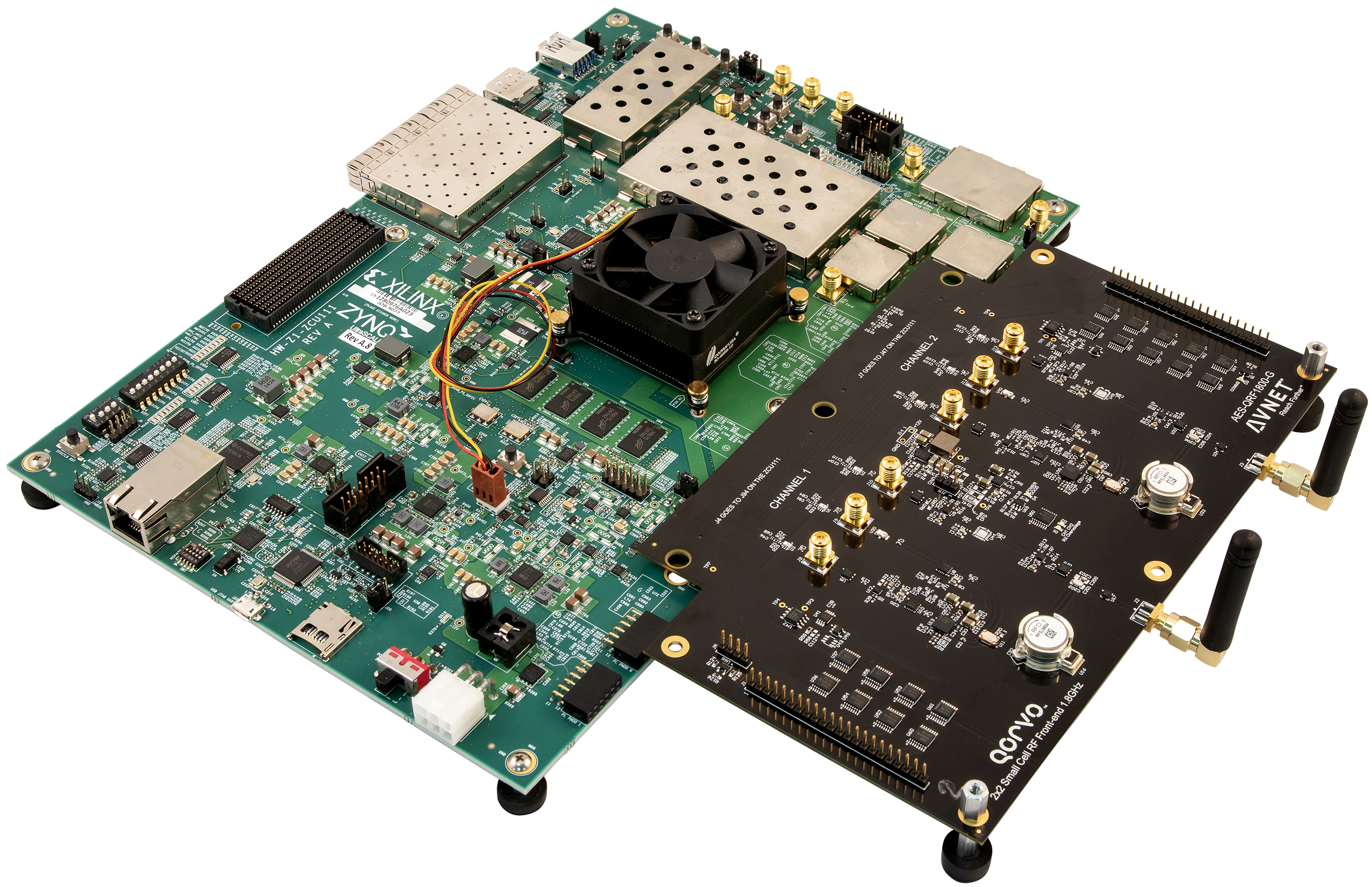 Avnet Accelerates Wireless Design with New RFSoC Development