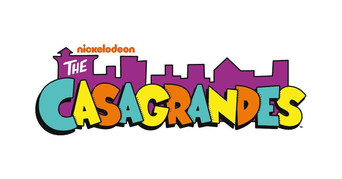 Nickelodeon Makes Room for The Casagrandes Beginning Monday, Oct. 14, at 1:30 p.m. (ET/PT)