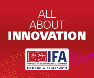 IFA 2019 - All about Innovation