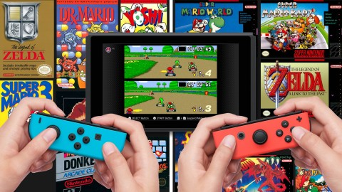 Super NES games are coming to Nintendo Switch – and they are free for anyone who has a Nintendo Switch Online membership! Starting tomorrow, Sept. 5, 20 classic Super NES games will launch for the Nintendo Switch Online service. (Graphic: Business Wire)
