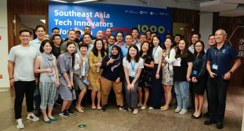 The Southeast Asia Tech Innovator Workshop under the 10x1000 Tech for Inclusion Program was held in Hangzhou, China, from August 26-30, 2019. (Photo: Business Wire)