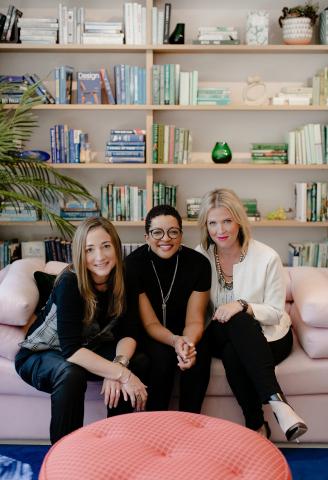 Caroline Dettman, Pamela Culpepper, and Erin Gallagher (Photo: Business Wire)