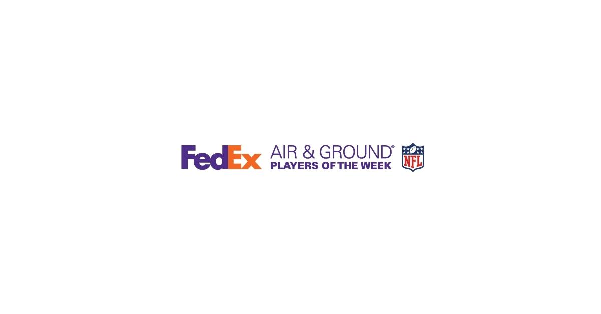FedEx Air & Ground NFL Awards Return for 17th Season