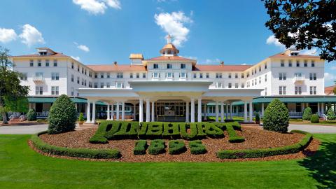 Pinehurst Resort (1895) Pinehurst, North Carolina (Photo: Business Wire)