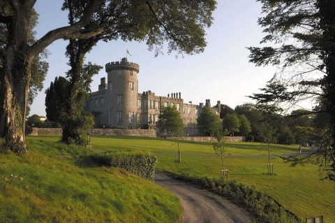Dromoland Castle Hotel (1014) County Clare, Ireland (Photo: Business Wire)