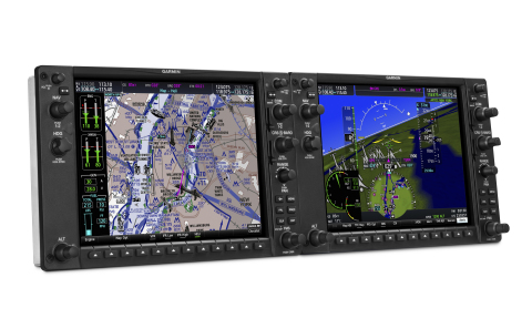 G1000H NXi integrated flight deck (Photo: Business Wire)