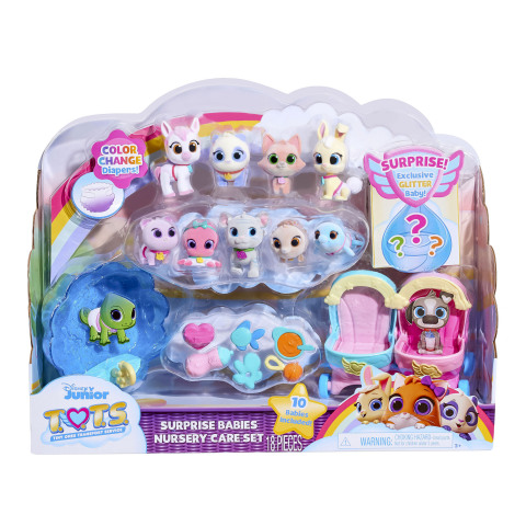 BJ's Wholesale Club released a preview of its exclusive Top 10 Toys list for 2019, which includes the T.O.T.S. Surprise Babies Nursery Care Set. (Photo: Business Wire)