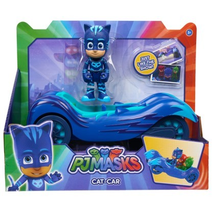 BJ's Wholesale Club released a preview of its exclusive Top 10 Toys list for 2019, which includes the PJ Masks Seeker Playset with Cat Car. (Photo: Business Wire)
