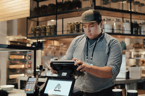 Appetize Point of Sale (Photo: Business Wire)