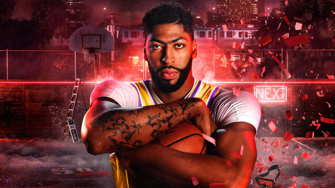 The NBA 2K20 game will be available on Sept. 6. (Graphic: Business Wire)
