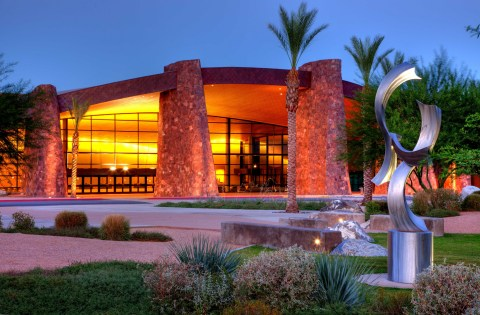 AEG Facilities will lead tourism and management services for the Palm Springs Convention Center, Palm Springs Bureau of Tourism, Palm Springs Visitor Center and Welwood Memorial Library. (Photo: Business Wire