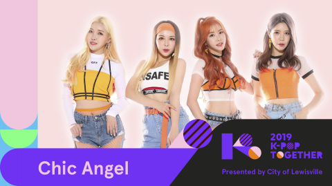 "K Pop Idol group, Chic Angel, is a four-membered girl group consisting of U Hee, Raeun, Sia, and Dayeon. They made their debut in 2017 and has begun performing various activities overseas. Their intensely powerful stage presence always captivates the crowd! Their top songs are ""Is Love"" and ""Like it"". (Photo: Business Wire)"