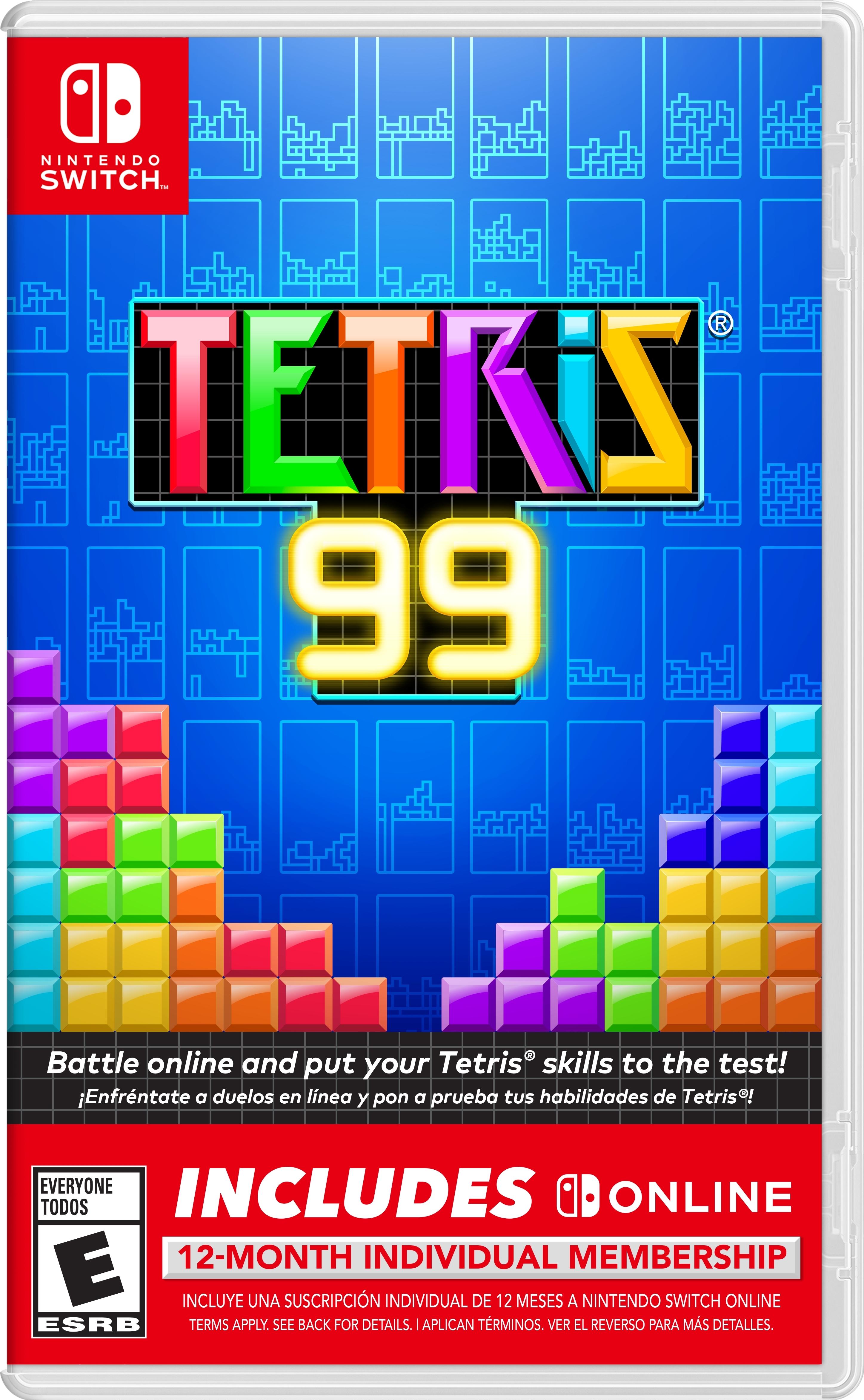 Nintendo News: New Bundle Featuring Tetris® 99 and a 12