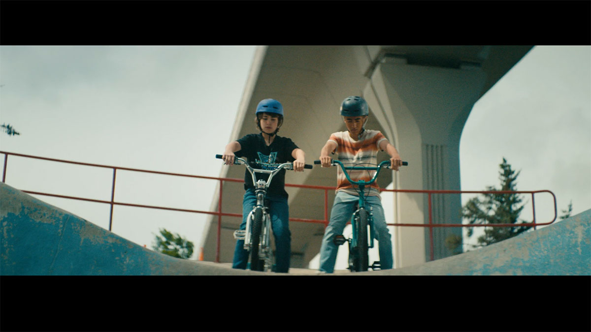 The WEAR WITH ABANDON™ campaign captures the adventurous optimism of the cowboy spirit, exemplifying the opportunities that arise when people take risks and choose to live with courage. (Video: Business Wire)