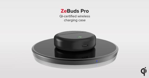 ZeBuds Wireless (Photo: Business Wire)