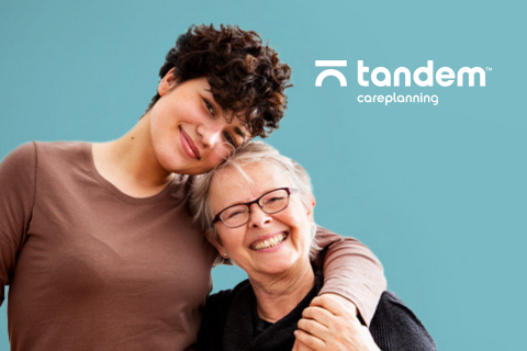 Tandem Careplanning introduces a new caregiving solution in Greater Los Angeles to help clients and caregivers obtain and manage in-home care relationships with full support throughout the process. (Graphic: Business Wire)