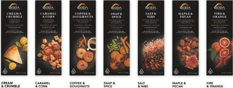 Coda Signature Chocolate Bars (Photo: Business Wire)