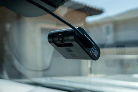 KeepTruckin dual-facing Smart Dashcam (Photo: Business Wire)