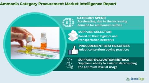 Global Ammonia Market - Procurement Intelligence Report. (Graphic: Business Wire)
