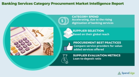 Global Banking Services Industry - Procurement Intelligence Report. (Graphic: Business Wire)