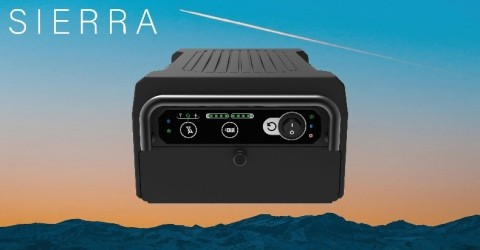 Astronics' Sierra is a carry-on IFE solution designed to provide full featured inflight entertainment with minimal installation required. (Photo: Business Wire)