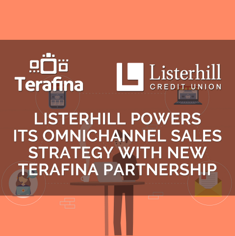 Listerhill Credit Union Partners with Terafina Inc. to Power its Omnichannel Sales Strategy (Graphic: Business Wire)
