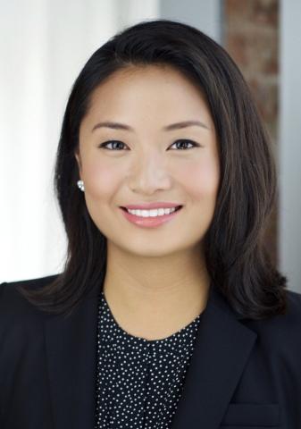Mei Kuo, new president of NIRI NY's NextGen Committee (Photo: Business Wire)