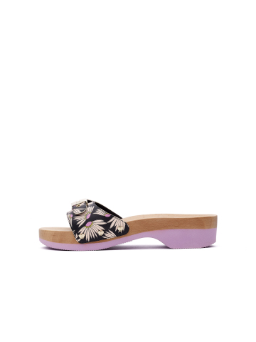 Dr. Scholl's x Kate Spade New York Original Sandal in Grand Daisy Print (Photo: Business Wire)