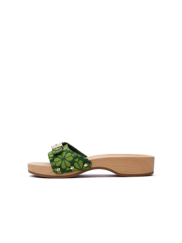 Dr. Scholl's x Kate Spade New York Original Sandal in Spade Flower Print (Photo: Business Wire)