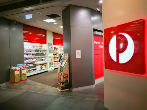 OneView enables Australia Post to deliver meaningful innovation to stores (Photo: Business Wire)