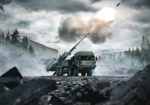BAE Systems' new ARCHER Mobile Howitzer has the flexibility needed to meet a wide range of mission requirements for militaries around the world. (Photo: BAE Systems)