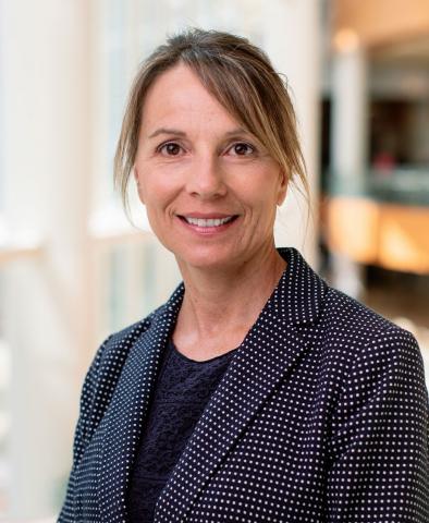 Kathy, L.Bates, MBA, Senior Director, Laboratory Services bij Mayo Clinic (Foto: Mayo Clinic)