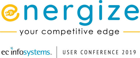 3rd ANNUAL USER CONFERENCE: energize your competitive edge (Graphic: Business Wire)