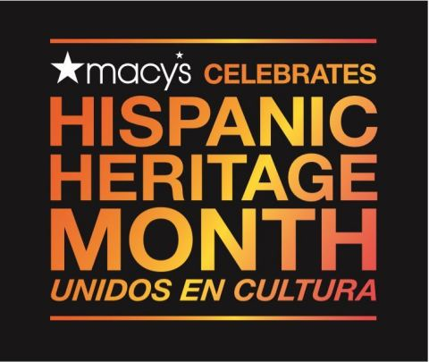 Macy's hosts nationwide event series honoring Hispanic Heritage Month through art, music, and fashion (Graphic: Business Wire)
