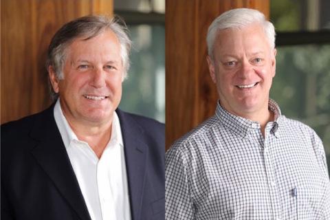 VP of Engineering - Herb Schneider & VP of Business Development - Dave Butler (Photo: Business Wire)