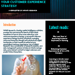 Driving more value from customer experience strategy.
