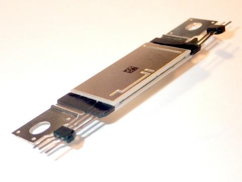 Delphi Technologies Viper 4 Inverter Power Switch (Photo: Business Wire)