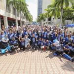 El sur de Florida aporta más de 2millones de USD a los estudiantes de Miami Dade College en una campaña sin precedentes