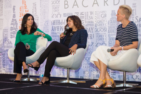 Spirit Forward Summit, presentado por Bacardi, reúne a creadores de cambio para un día de inspiración, autorreflexión y conversaciones sobre diversidad e inclusividad.  (Foto: Business Wire)