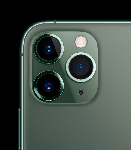 Introducing iPhone 11 Pro and iPhone 11 Pro Max, the most powerful and advanced smartphones ever. (Photo: Business Wire)