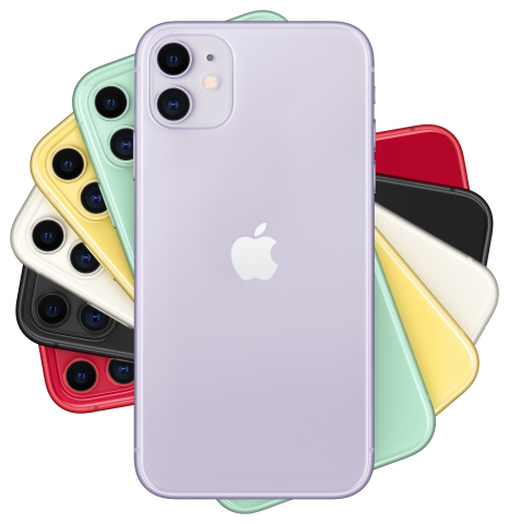 iPhone 11 advances the most popular smartphone in the world with meaningful innovations that touch areas customers see and use every day. (Photo: Business Wire)