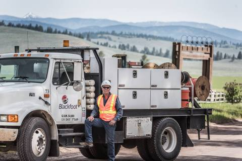 As Blackfoot Communications Modernizes its Infrastructure, the Search for Backup Storage Ends with ExaGrid https://www.blackfoot.com/ (Photo: Business Wire)