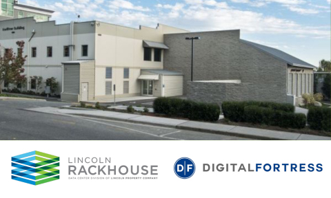 The Rackhouse Seattle Data Center Facility (Graphic: Business Wire)