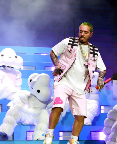 GUESS?, Inc. Announces Official Partnership with GUESS x FriendsWithYou for J. Balvin Arcoiris Tour (Photo: Business Wire)
