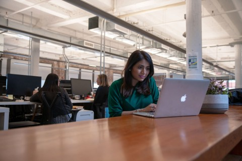 Integral Ad Science (IAS) opens a new Chicago office on the Loop. The company plans to hire around 150 new employees in Chicago in the next 18 months. (Photo: Business Wire)